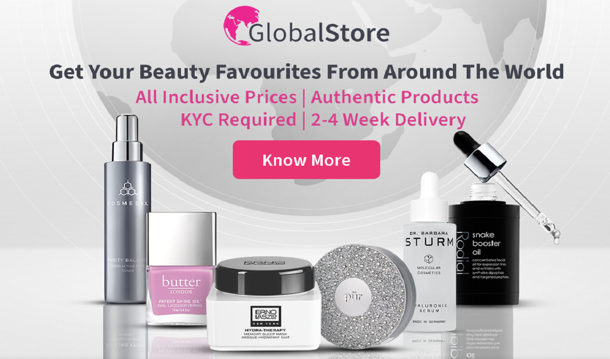 Nykaa Launches 'The Global Store' To Sell International Brands In India